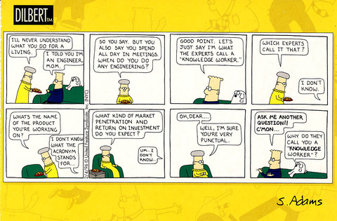 Dilbertknowledgeworker